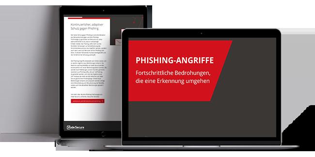 phishing attacks DE